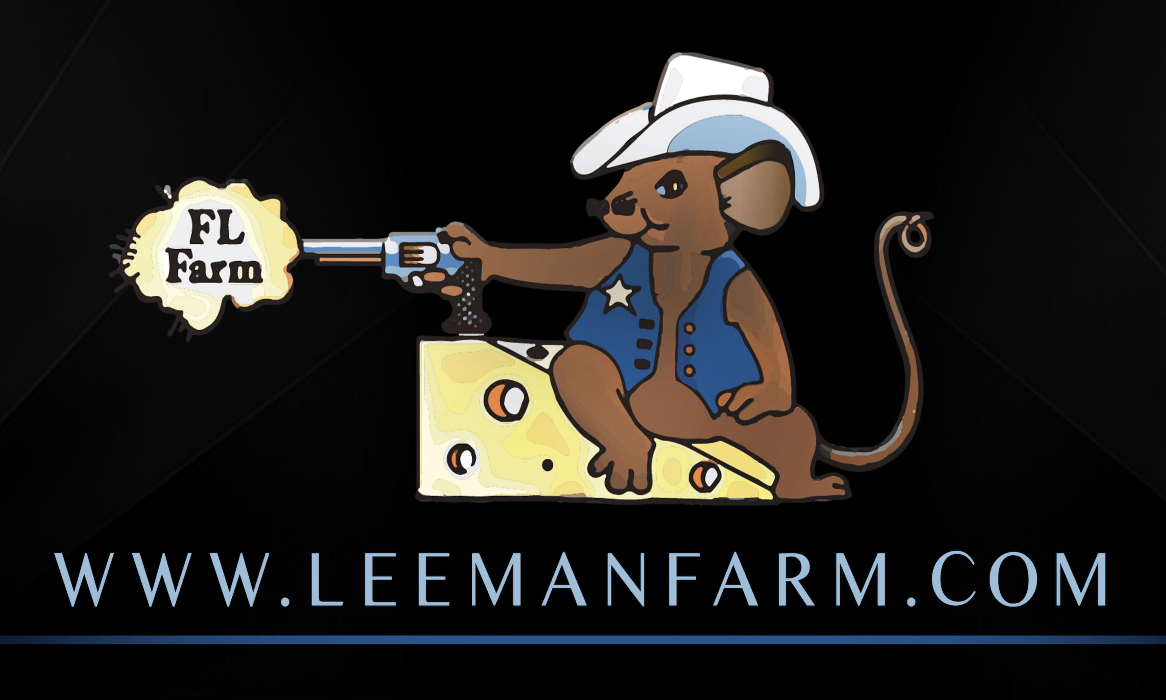 LeemanFarm 3x5 Banner