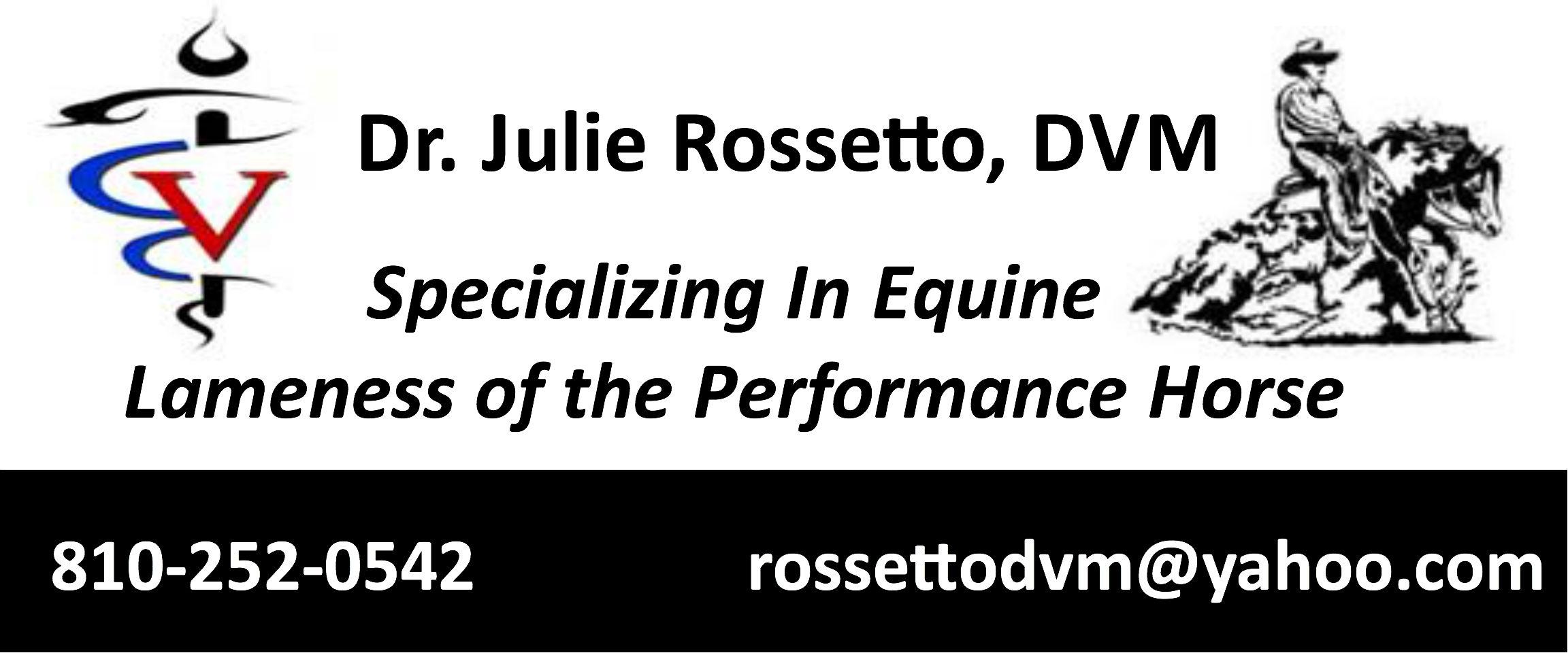 Dr Jule Rossetto, DVM
